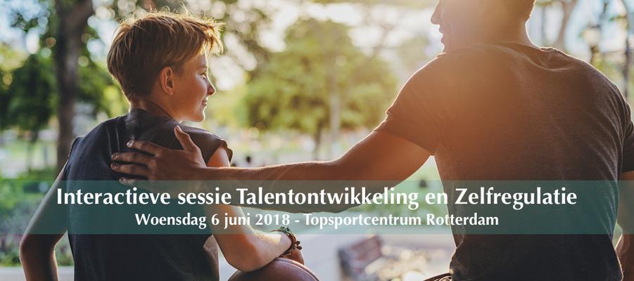 Interactieve Sessie Talentontwikkeling en Zelfregulatie