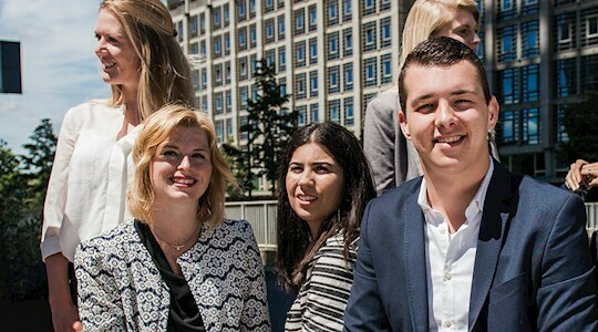 Herkansing Workshop Young Global People