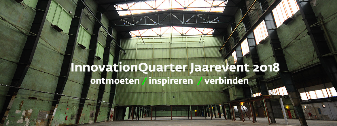 InnovationQuarter Jaarevent 2018