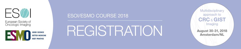 ESOI/ESMO Course 2018