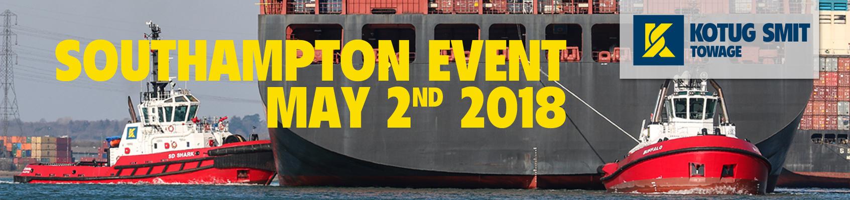 Kotug Smit Southampton Event 2018