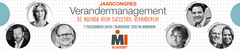 Jaarcongres Verandermanagement 2018