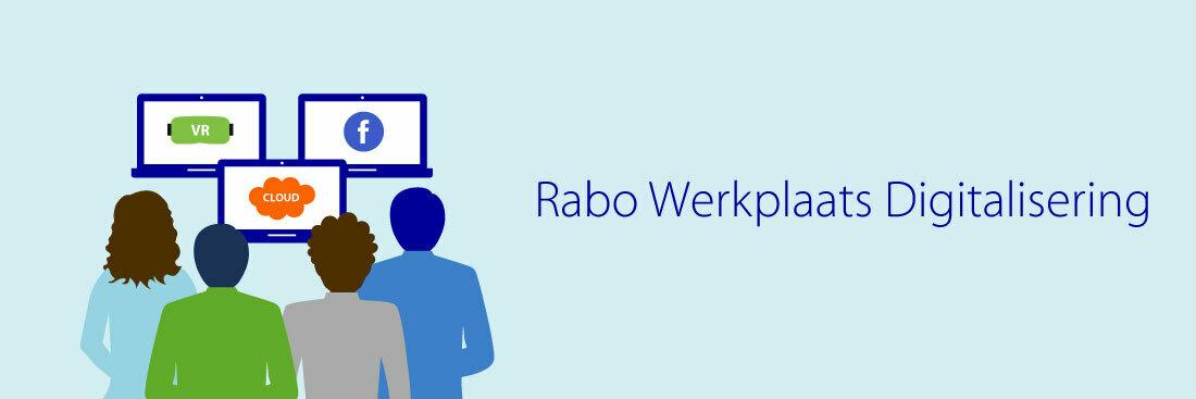Rabo Werkplaats Digitalisering Almere