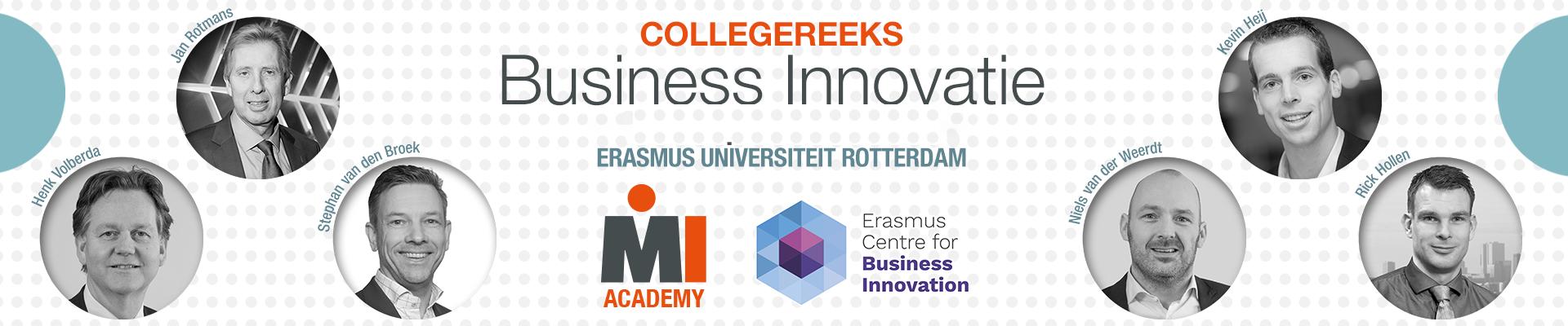 Collegereeks Business Innovatie