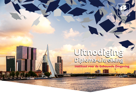 Diploma-uitreiking Logistics Management