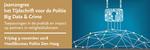Jaarcongres Tijdschrift voor de politie - Big Data & Crime