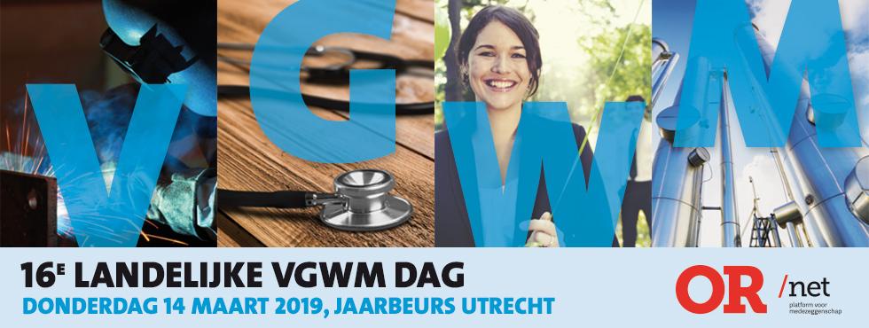 Landelijke VGWM-dag 2019