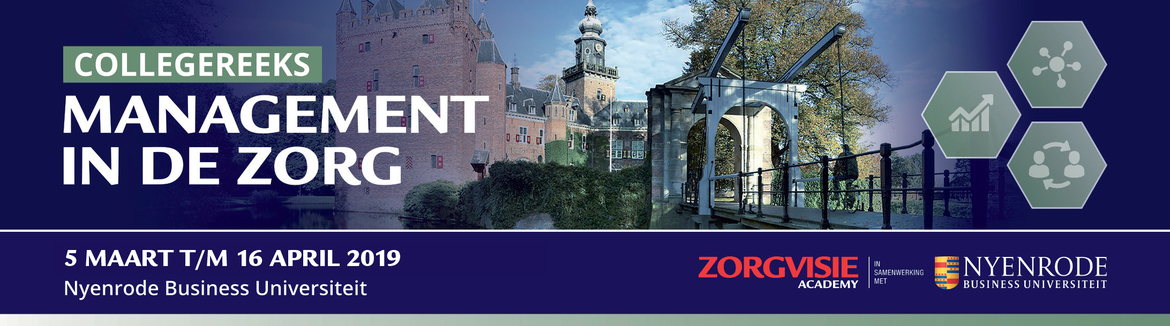 (BTW) Collegereeks Management in de zorg | 5 maart 2019