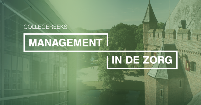 Collegereeks Management in de zorg | 3 september 2019