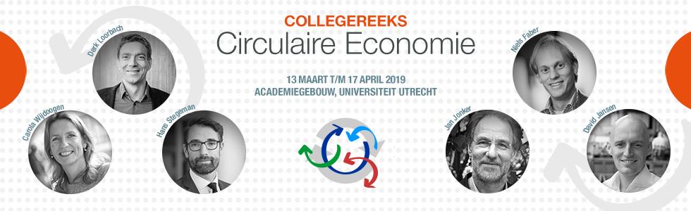Collegereeks Circulaire Economie voorjaar 2019