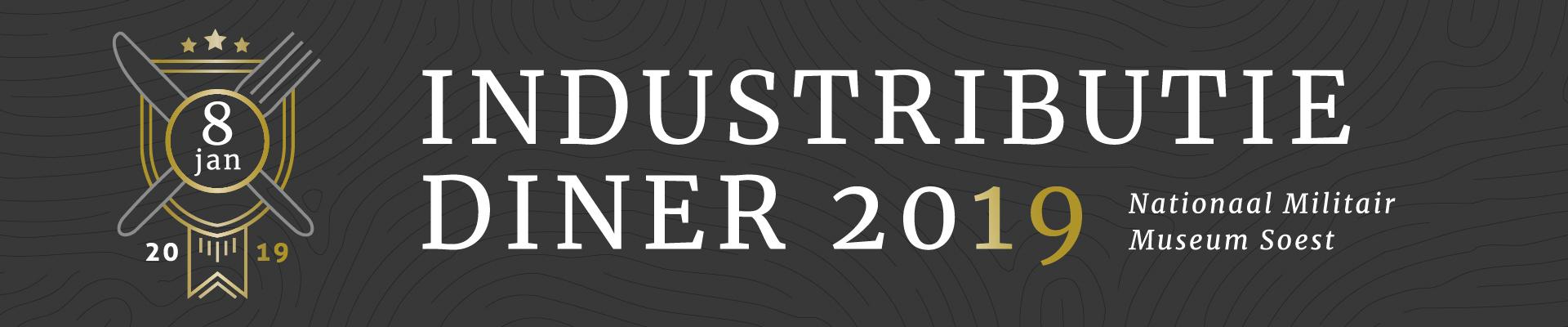 Industributie diner 2019