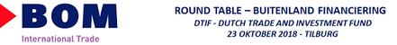 Round Table - Buitenland Financiering DTIF