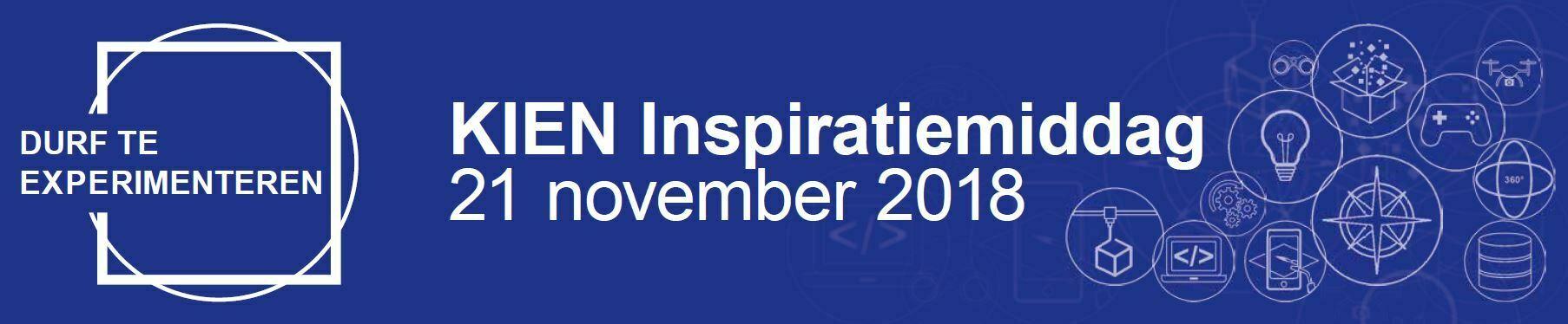 KIEN inspiratiemiddag 21 november