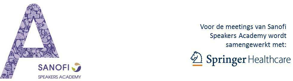 Expertmeeting Sanofi Speakers Academy DVK 24092018