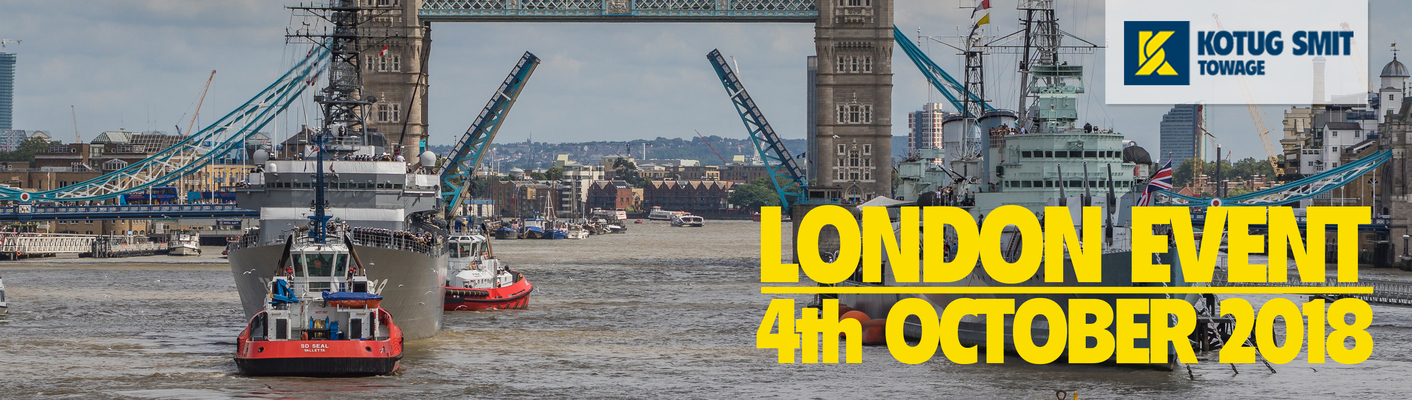 Kotug Smit London Event 4th October 2018