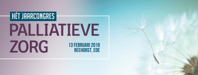 Het Palliatieve Zorg Congres 2019 | 13 februari 2019