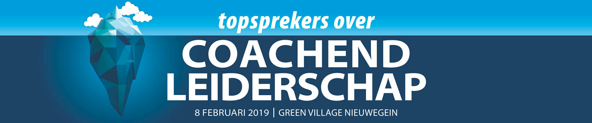 Topsprekers over coachend leiderschap | 8 februari 2019