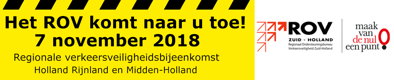 ROV bijeenkomst HR-MH woensdag 7 november 2018