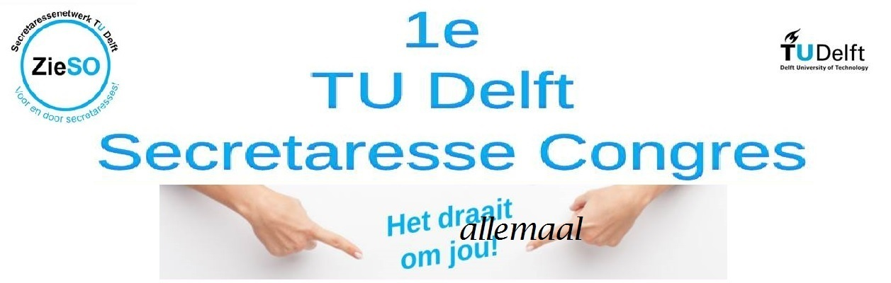1e TU Delft Secretaresse Congres