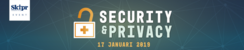 Security & Privacy | 17 januari 2019