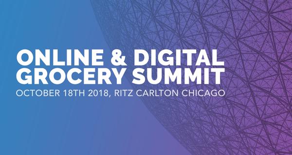 Online & Digital Grocery Summit USA 2018