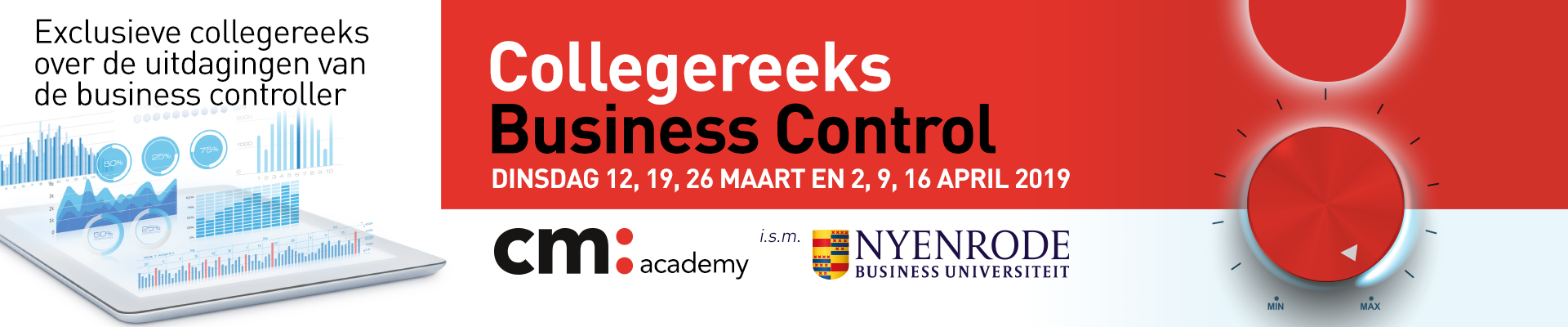 Collegereeks Business Control