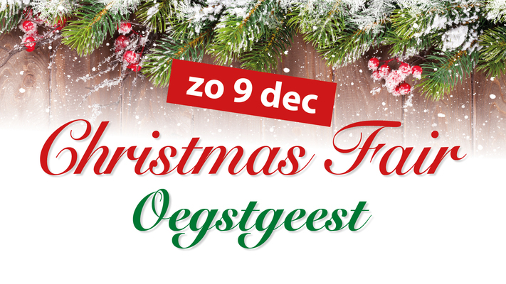Christmas Fair Oegstgeest 2018