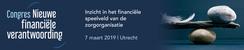 Congres Nieuwe financiële verantwoording | 7 maart 2019