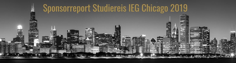 Sponsorreport Studiereis IEG Chicago 2019