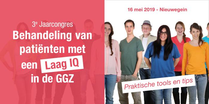 Laag IQ in de GGZ | 16 mei 2019