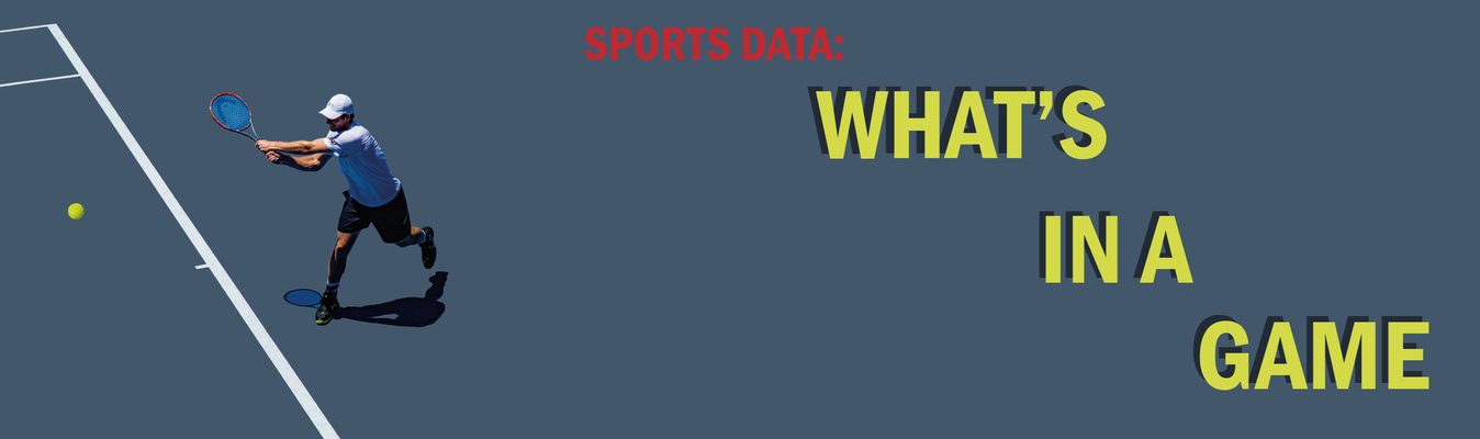 Sport Data; What's in a game