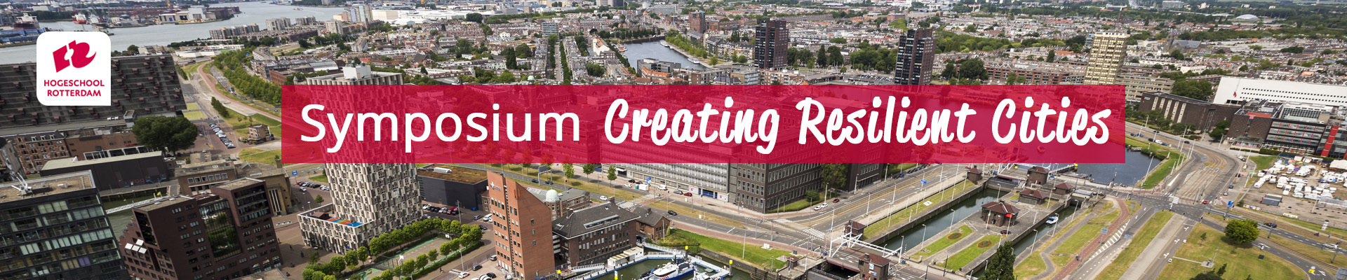 Symposium Creating Resilient Cities