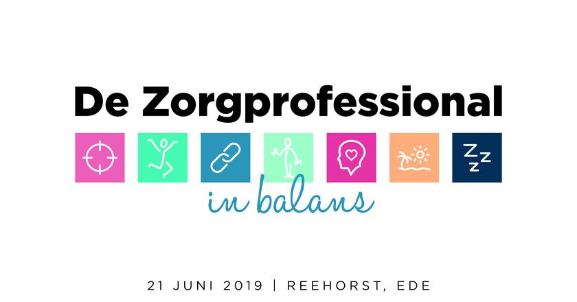 Zorgprofessional in balans | 21 juni 2019