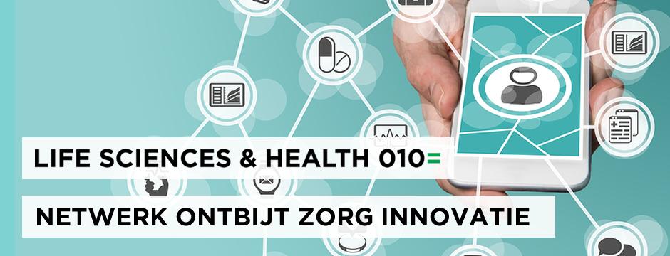 Netwerk Ontbijt Zorg Innovatie 23 januari 2019