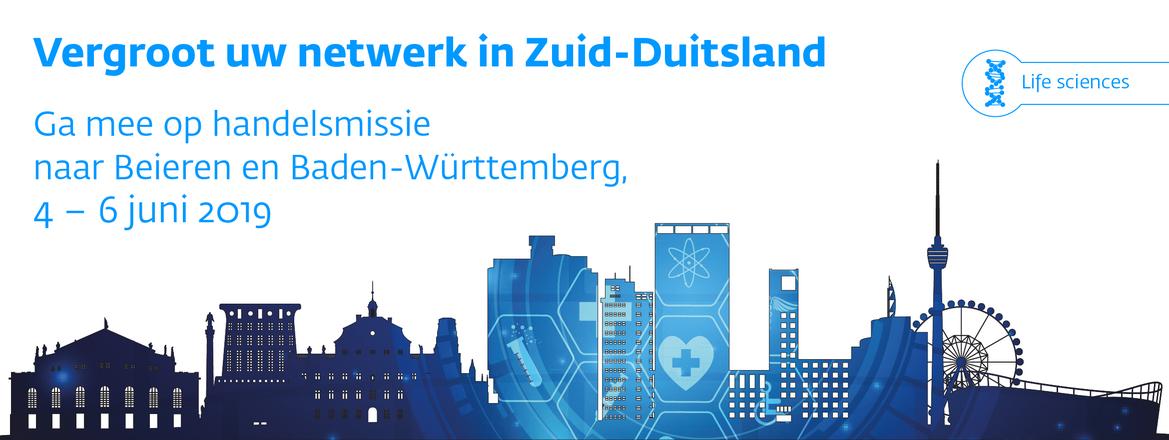 Life Sciences & Health Missie naar Beieren en Baden-Württemberg