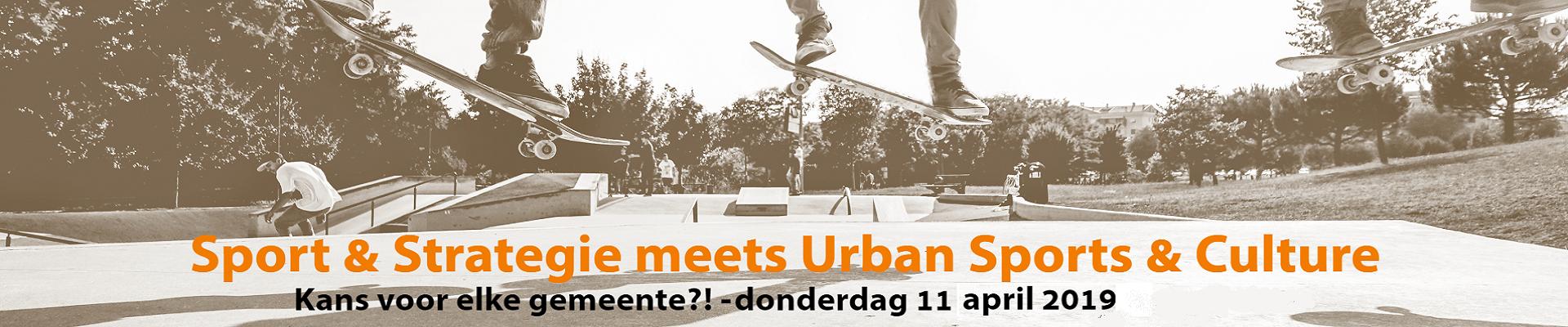Sport & Strategie meets Urban Sports & Culture