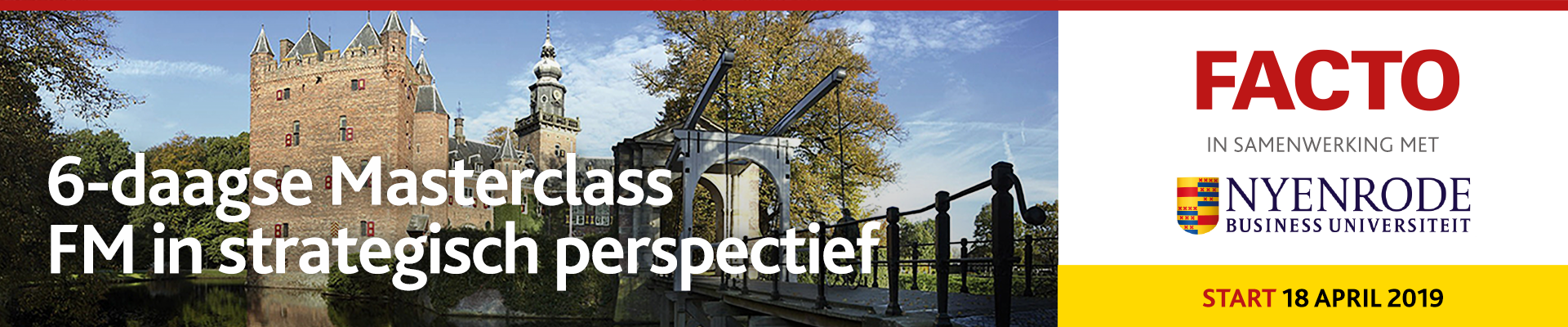 Facto Masterclass FM in strategisch perspectief