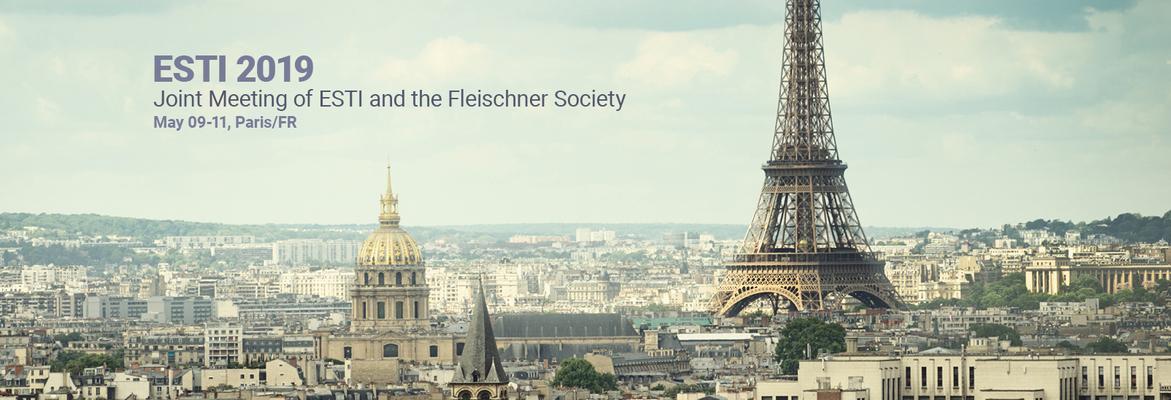 ESTI-Fleischner 2019 Gala Dinner