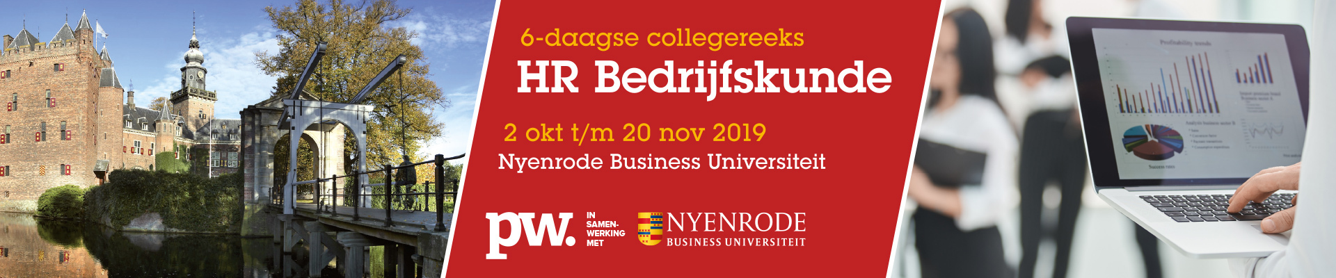 Bedrijfskunde voor HR najaar (Nyenrode)  2019