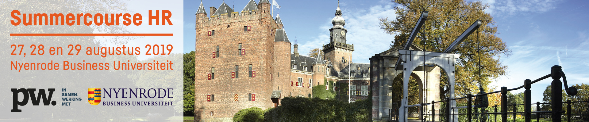 Nyenrode Summercourse HR 2019