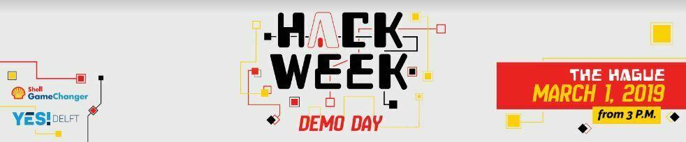 Shell GameChanger Demo Day
