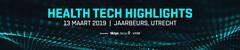 Health Tech Highlights | 13 maart 2019