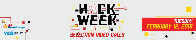 SHell HackWeek video calls