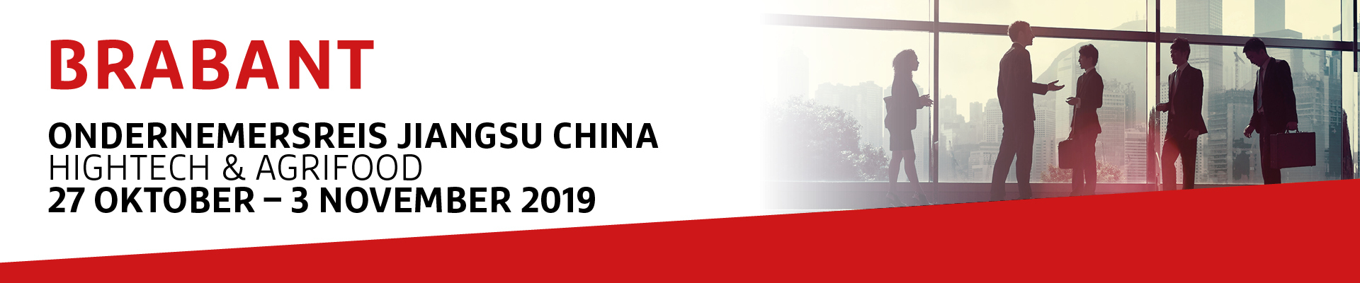 Ondernemersreis China 2019