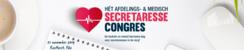 Secretaressecongres | 21 november 2019