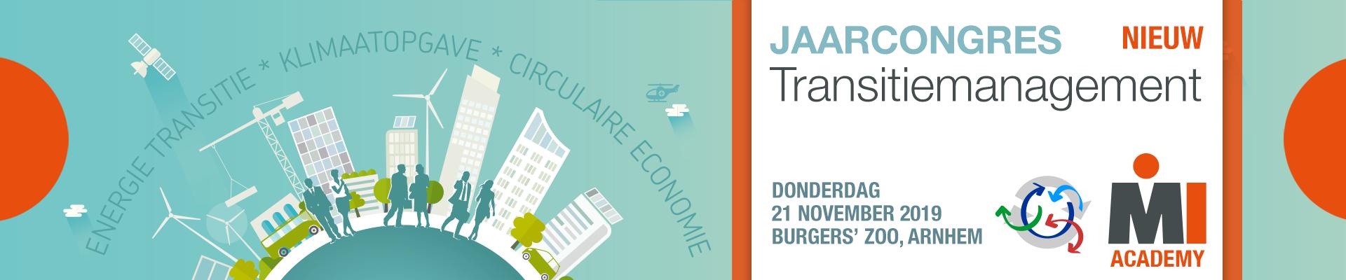 Jaarcongres Transitiemanagement