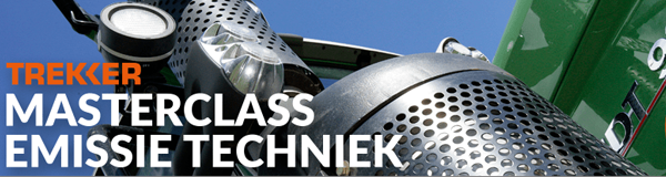 Trekker Masterclass Emissie Techniek