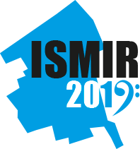 International Society for Music Information Retrieval (ISMIR2019)