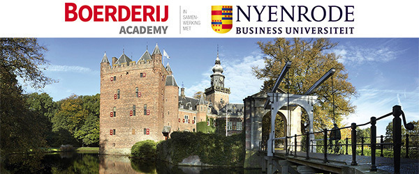 Collegereeks Business Development & Innovatie voor Agribusiness