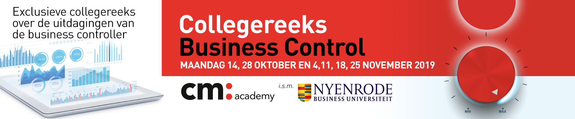 Collegereeks Business Control najaar 2019